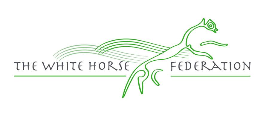 Swindon Music Co-operative associate White Horse Federation logo