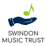 Swindon Music Co-operative associate Swindon Music Trust logo
